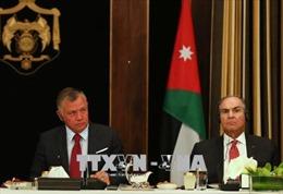 Quốc vương Jordan phê chuẩn nội các mới