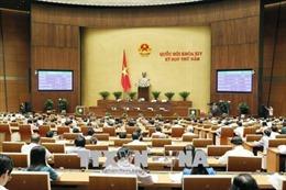 Thông cáo số 20, Kỳ họp thứ 5, Quốc hội Khóa XIV