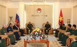 Tăng cường hợp tác gìn giữ hòa bình Liên hợp quốc giữa Việt Nam và Liên bang Nga