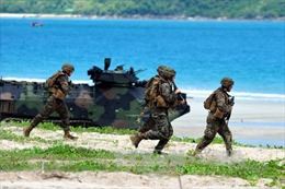 Mỹ, Thái Lan bắt đầu cuộc tập trận CARAT