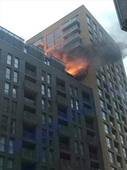 Liên tiếp hai vụ cháy chung cư