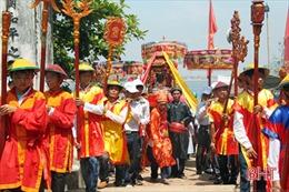 Hà Tĩnh đón nhận bằng di sản văn hóa phi vật thể quốc gia Lễ hội Đền Chiêu Trưng