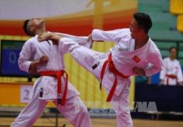 Gần 600 vận động viên tham dự Giải Vô địch trẻ Karatedo toàn quốc 2018