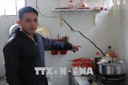 Đắk Nông: Nhùng nhằng hỗ trợ thiệt hại trong vụ nổ mìn xây dựng thủy điện làm nứt nhà dân