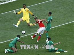 Nhiều cầu thủ Saudi Arabia bị kỷ luật vì 'vỡ trận' trước Nga