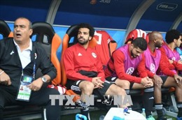 World Cup 2018: Salah bị 'đóng đinh' trên ghế dự bị khiến CĐV Ai Cập tiếc nuối