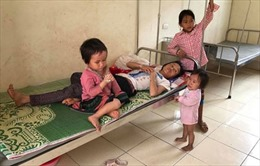Cứu sống 8 người trong một gia đình bị ngộ độc nấm lạ