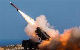 Saudi Arabia đánh chặn tên lửa đạn đạo từ Yemen