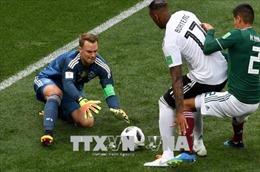 WORLD CUP 2018: FIFA điều tra các CĐV Mexico kích động thủ môn Đức