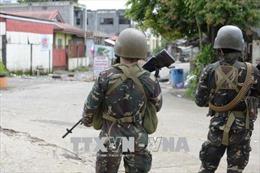 Quân đội Philippines đụng độ với tàn quân IS