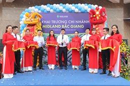 Midland khai trương Văn phòng Chi nhánh tại Bắc Giang