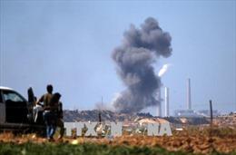 Israel không kích đáp trả các mục tiêu Hamas ở Dải Gaza