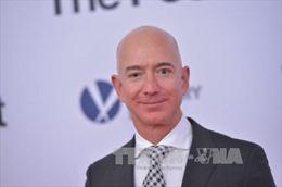 CEO của Amazon trở thành tỷ phú giàu nhất thế giới