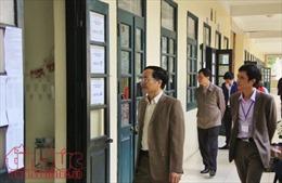 Hà Nội lập đường dây nóng, giữ nghiêm kỷ luật thi trong kỳ thi THPT Quốc gia 2018
