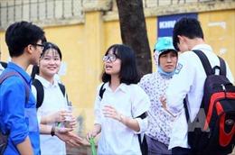 Thanh Hóa hỗ trợ đồ ăn và xe miễn phí cho thí sinh thi THPT quốc gia