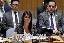 Đại sứ Mỹ tại LHQ chỉ trích các tổ chức nhân quyền