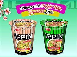 Acecook Việt Nam ra mắt Mì ly Ippin và Mì Siukay hương vị Bò mới