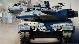 Đức cấp phép bán số vũ khí trên 6 tỷ euro trong năm 2017