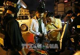 Truy quét 'bão đêm' đua xe tại Hà Nội