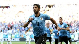 WORLD CUP 2018: Cục diện bảng A: Uruguay dắt tay Nga đi tiếp, quá đau cho Salah