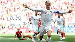 WORLD CUP 2018: Ronaldo phá kỷ lục vĩ đại của Puskas. Messi bị đối xử bất công. M.U hoàn tất vụ Fred