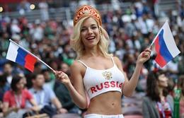 Dư luận Nga dậy sóng vụ treo thưởng 50.000 USD cho cô gái có bầu với cầu thủ World Cup