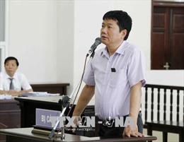 Viện Kiểm sát đề nghị giữ nguyên hình phạt với bị cáo Đinh La Thăng