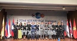 Việt Nam tham dự Đối thoại ASEAN - Hàn Quốc lần thứ 22