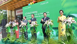 Chubb Life Việt Nam khai trương 2 Văn phòng kinh doanh mới