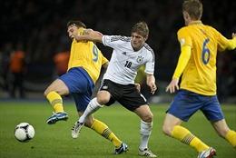 Đức - Thụy Điển, 1h ngày 24/6: Đánh thức tinh thần Die Mannschaft