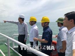 Quảng Ninh khẩn trương khắc phục sự cố mất điện ra đảo Cô Tô
