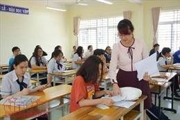 Kỳ thi THPT quốc gia 2018: TP Hồ Chí Minh có 1 điểm 10 môn Toán
