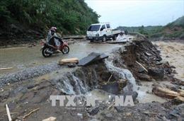 14 người chết, 11 người mất tích do mưa lũ tại Hà Giang và Lai Châu