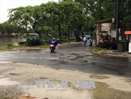 Mưa 'vàng' giải hạn cho Thừa Thiên - Huế