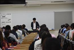 Tăng cường giao lưu qua kỳ thi năng lực tiếng Việt lần thứ hai tại Nhật Bản