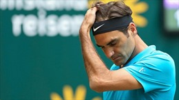 Federer và Djokovic rủ nhau thất bại ở chung kết