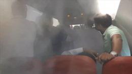 Cơ trưởng xả hơi lạnh hết cỡ để đuổi hành khách xuống máy bay