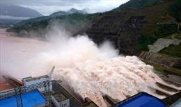 Các thủy điện trên bậc thang sông Đà sẵn sàng vận hành an toàn