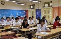 Kỳ thi THPT Quốc gia: 26 thí sinh bị đình chỉ thi môn Ngữ văn