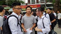 Kỳ thi THPT quốc gia năm 2018: Nhiều thí sinh ở Lai Châu vắng mặt do mưa bão