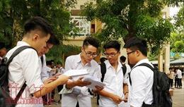 Kết thúc ngày thi thứ nhất kỳ thi THPT quốc gia năm 2018: Đề thi hay và bám sát thực tiễn