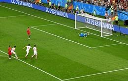 Xem clip Alireza Beiranvand cản phá thành công quả penalty của Ronaldo