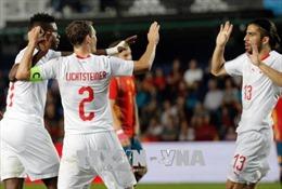 World Cup 2018: Bảng E - Thuỵ Sĩ tràn đầy cơ hội đi tiếp sau cú 'thoát hiểm' trước Serbia