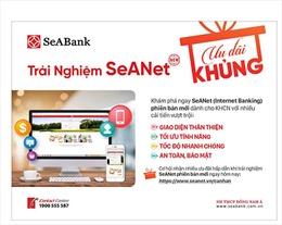 SeABank giới thiệu phiên bản Internet Banking