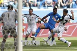 WORLD CUP 2018: Brazil gặp khó khăn trước trận đấu với Serbia