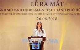 Lý Nhã Kỳ làm Lãnh sự Danh dự Romania tại TP Hồ Chí Minh