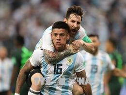 World Cup 2018: Argentina - 'Cải tử hoàn sinh' từ những sự thay đổi