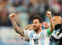 World Cup 2018: Messi tạo cột mốc thành tích mới