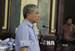 Đề nghị mức án 4 đến 5 năm tù đối với nguyên Phó Thống đốc NHNN Đặng Thanh Bình