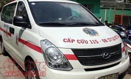 Tình tiết mới về đối tượng thua cá độ World Cup trộm xe cấp cứu